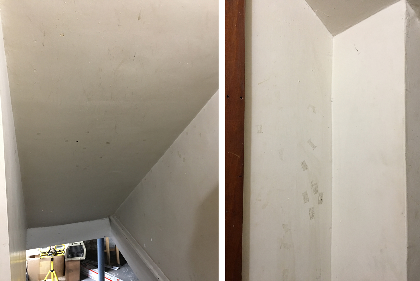 Double Sided Tape Residue On Walls