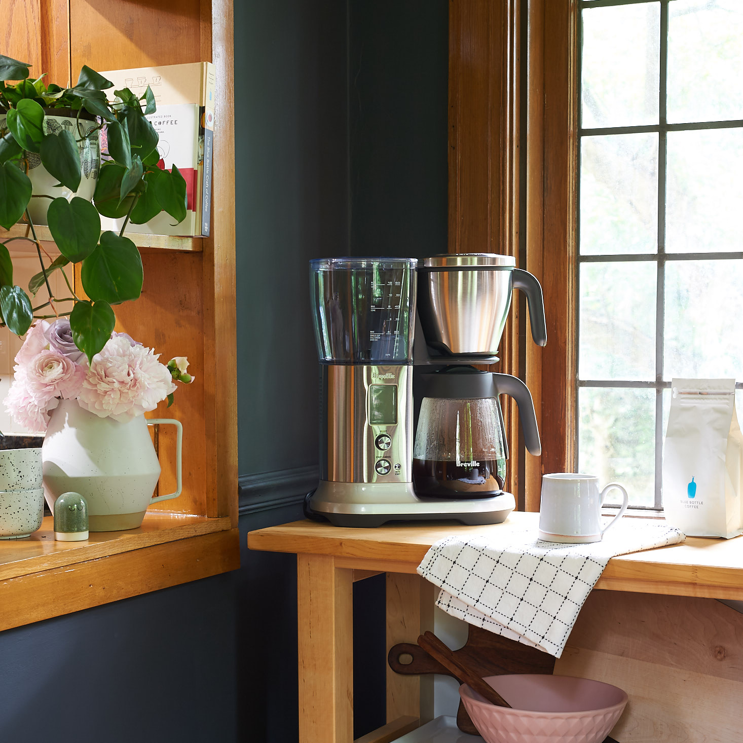 Breville Precision Brewer Glass in Moody Coffee Nook