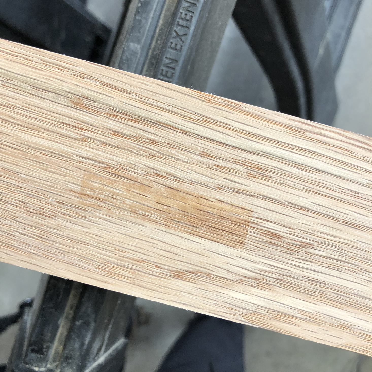 How to remove sticker residue from wood with rubbing alcohol