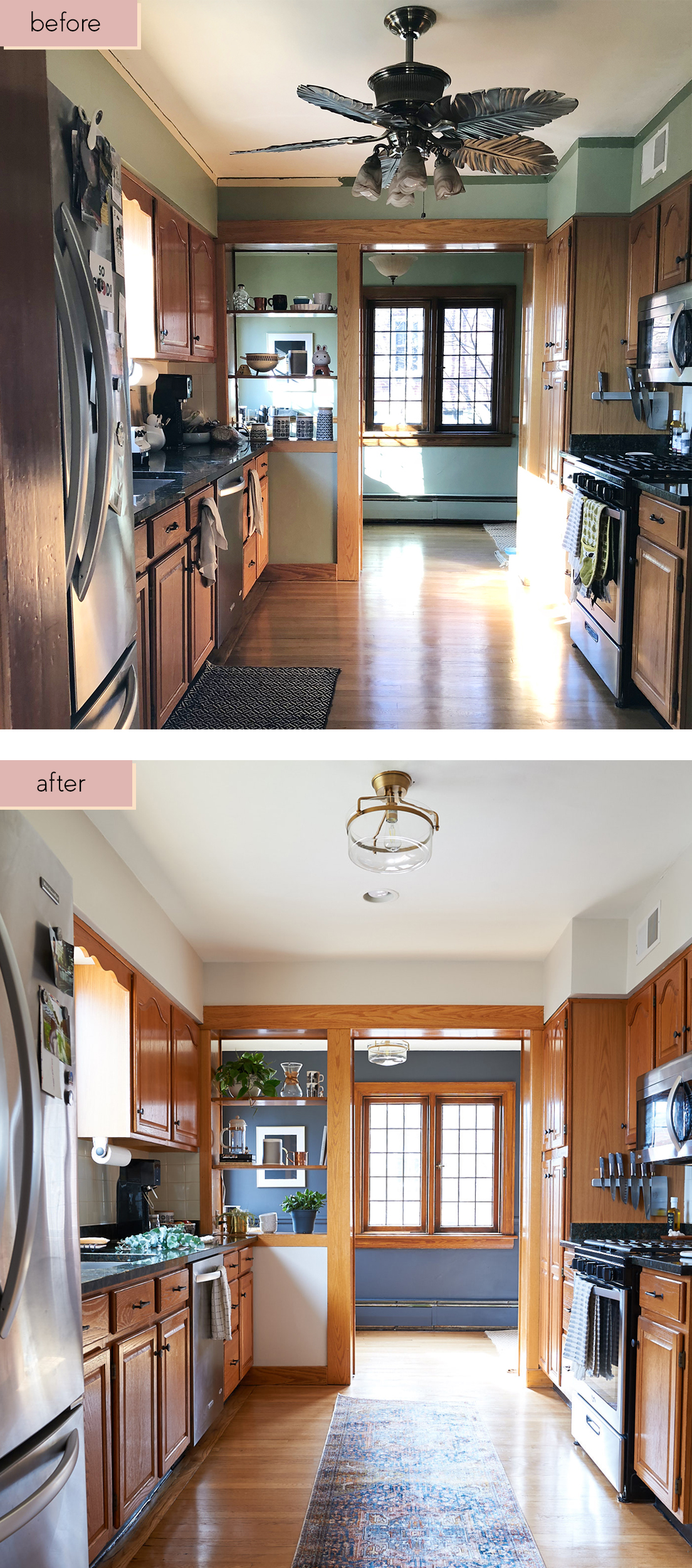 kitchen facelift oak cabinets neutral pinterest