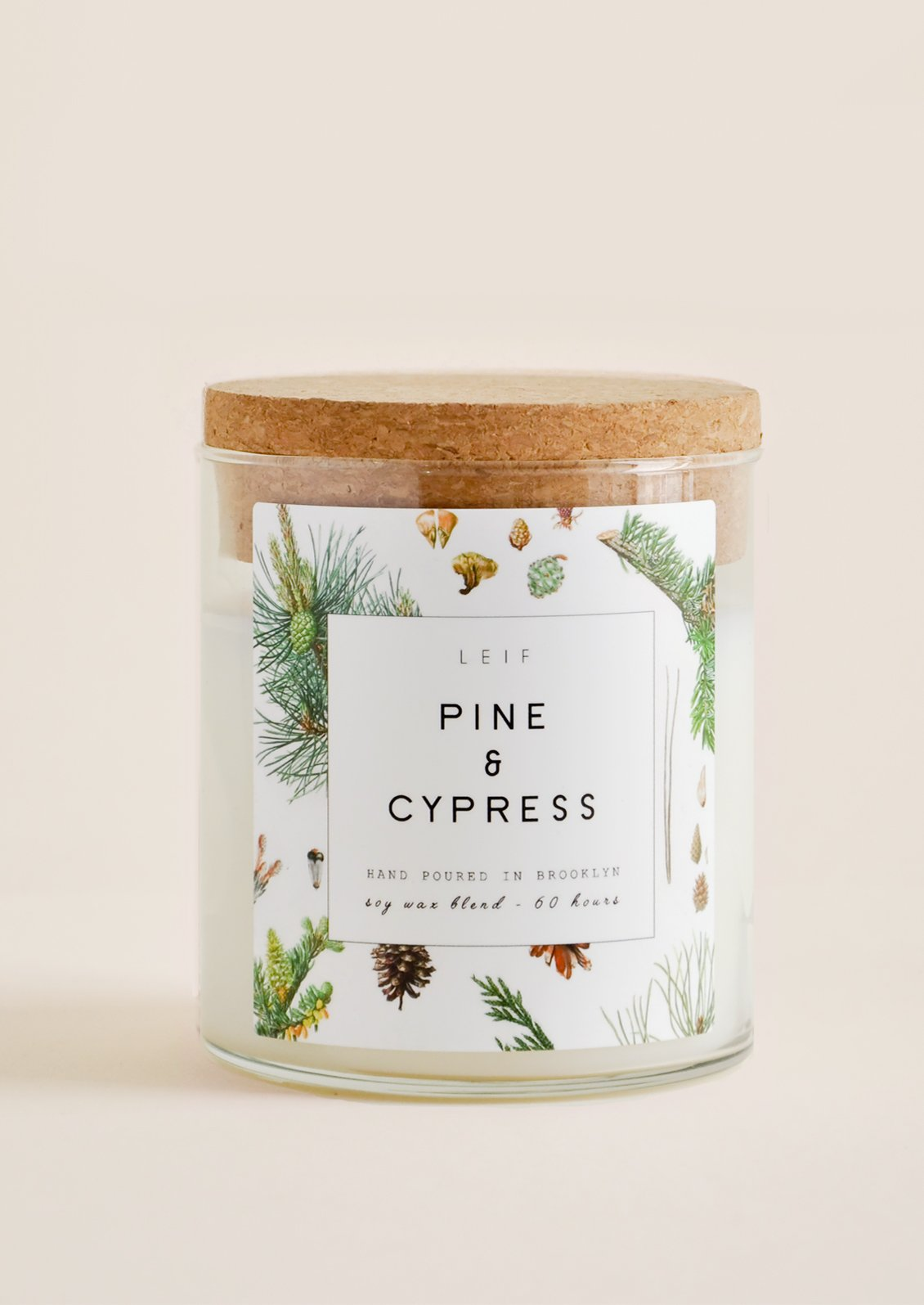 Leif Pine & Cypress - My Favorite Winter Candle